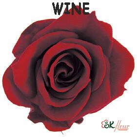 Spray Rose / Wine