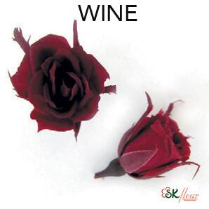 Micro Rose / Wine