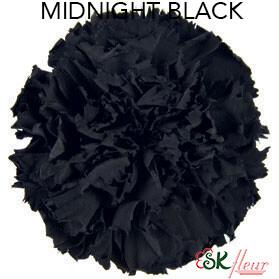 Mini Carnation / Midnight Black