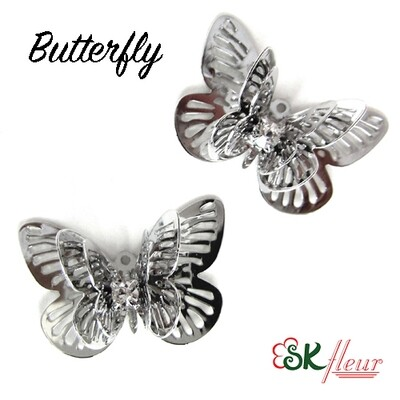 3D Charms / Butterfly