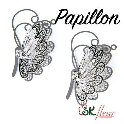 3D Charms / Papillon
