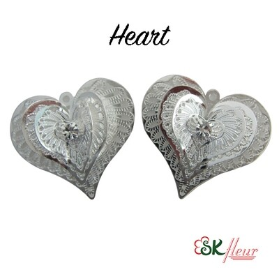 3D Charms / Heart