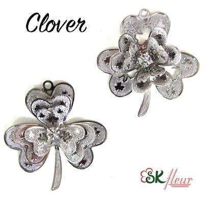 3D Charms / Clover