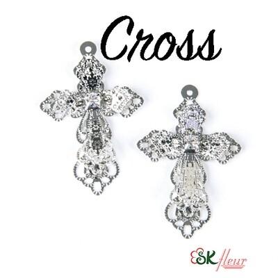 3D Charms / Cross