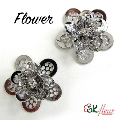 3D Charms / Flower