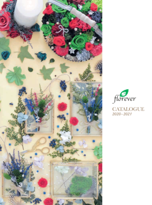 2020-2021 Florever Catalogue