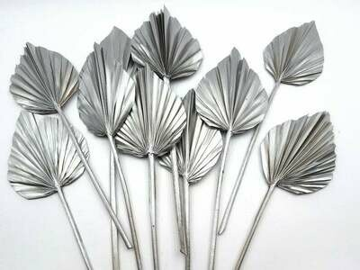 Palm Spear/Glitter Silver