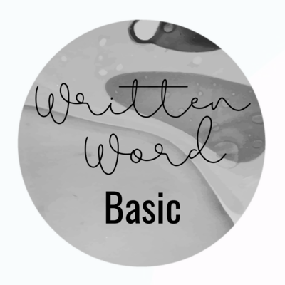 Written Word Co. Basic Package - Express