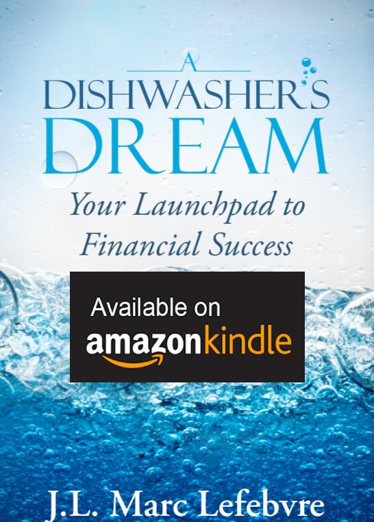 Kindle Version of Dishwashers Dream