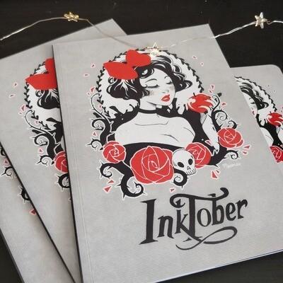 INKTOBER Artbooks 1 & 2