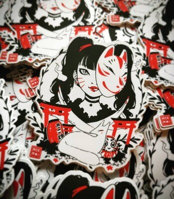 Original Stickers & Washi Tapes