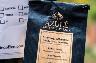 Dosis personal - Café especial Azulé - 340 g