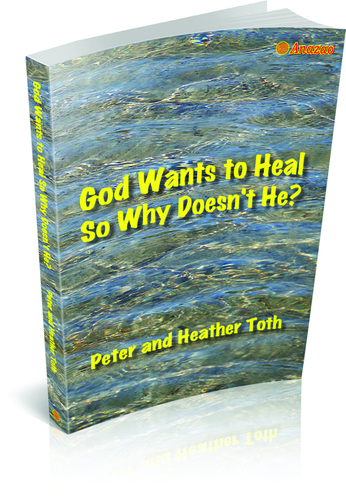 God Wants to Heal so Why Doesn't He? (book)