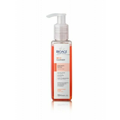Sabonete Facial BIO-C Cleanser - 120ML