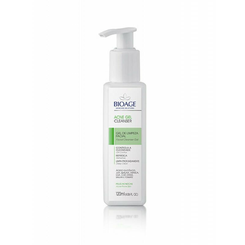 Sabonete Facial ACNE GEL CLEANSER - 120ML