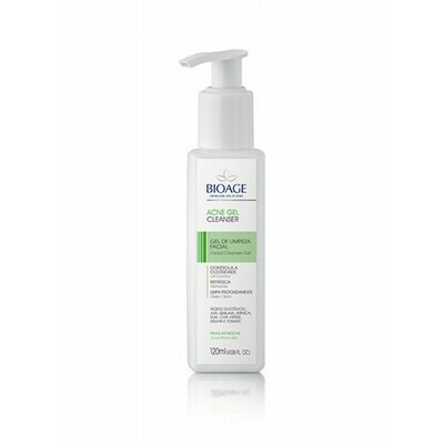 Sabonete Facial ACNE GEL CLEANSER - 120ML