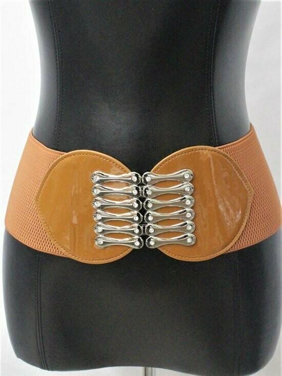 Elastic Fashion Belts