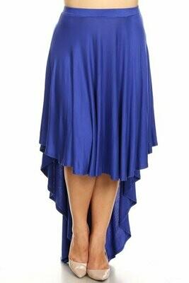 Adorable 2 in 1 Hi-Lo Skirt/ Dress