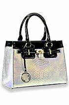 Gorgeous Iridescent Bling Purse