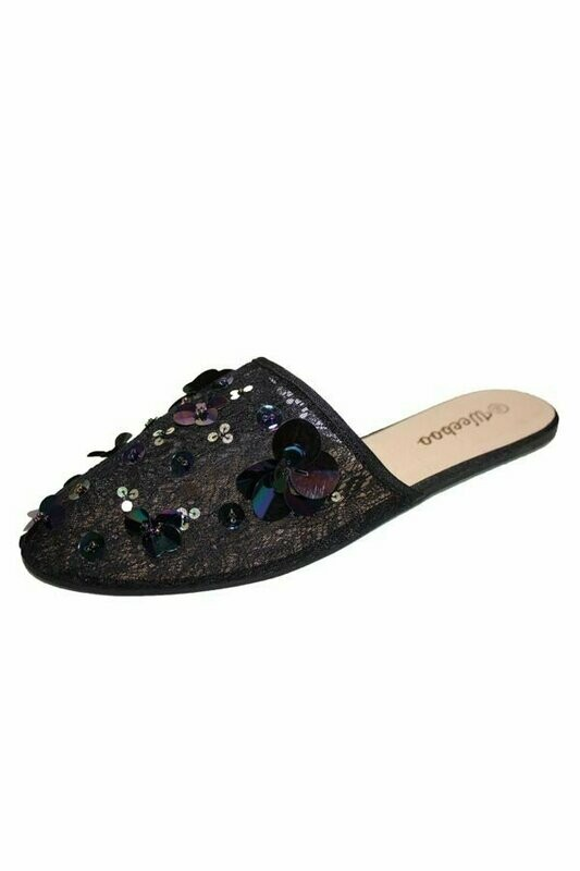 Elegant Comfortable Sequins Slipper