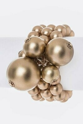 Mix Pearl Iconic Stretch Bracelet