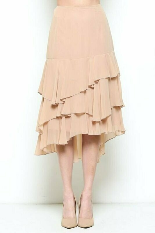 Adorable Multi-layer Chiffon skirt
