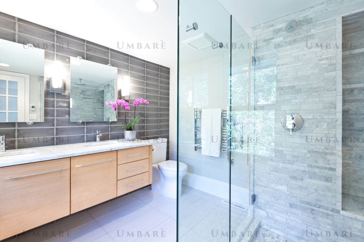 Umbarè Premier Bathroom Remodeling Package