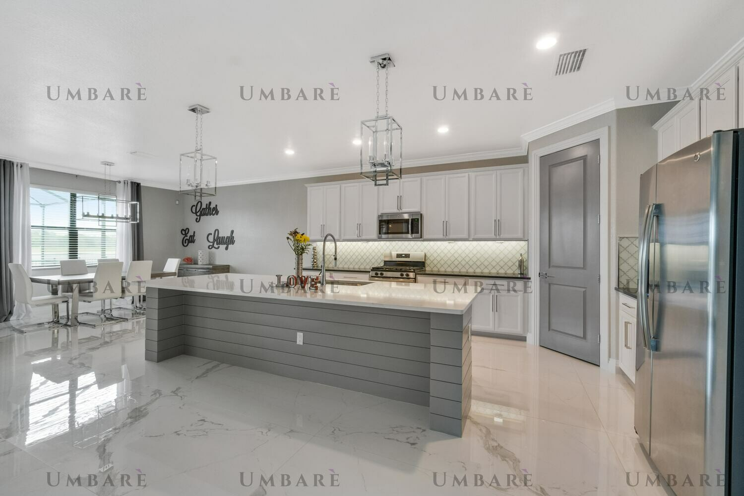 Umbare Premier Kitchen Remodeling Package