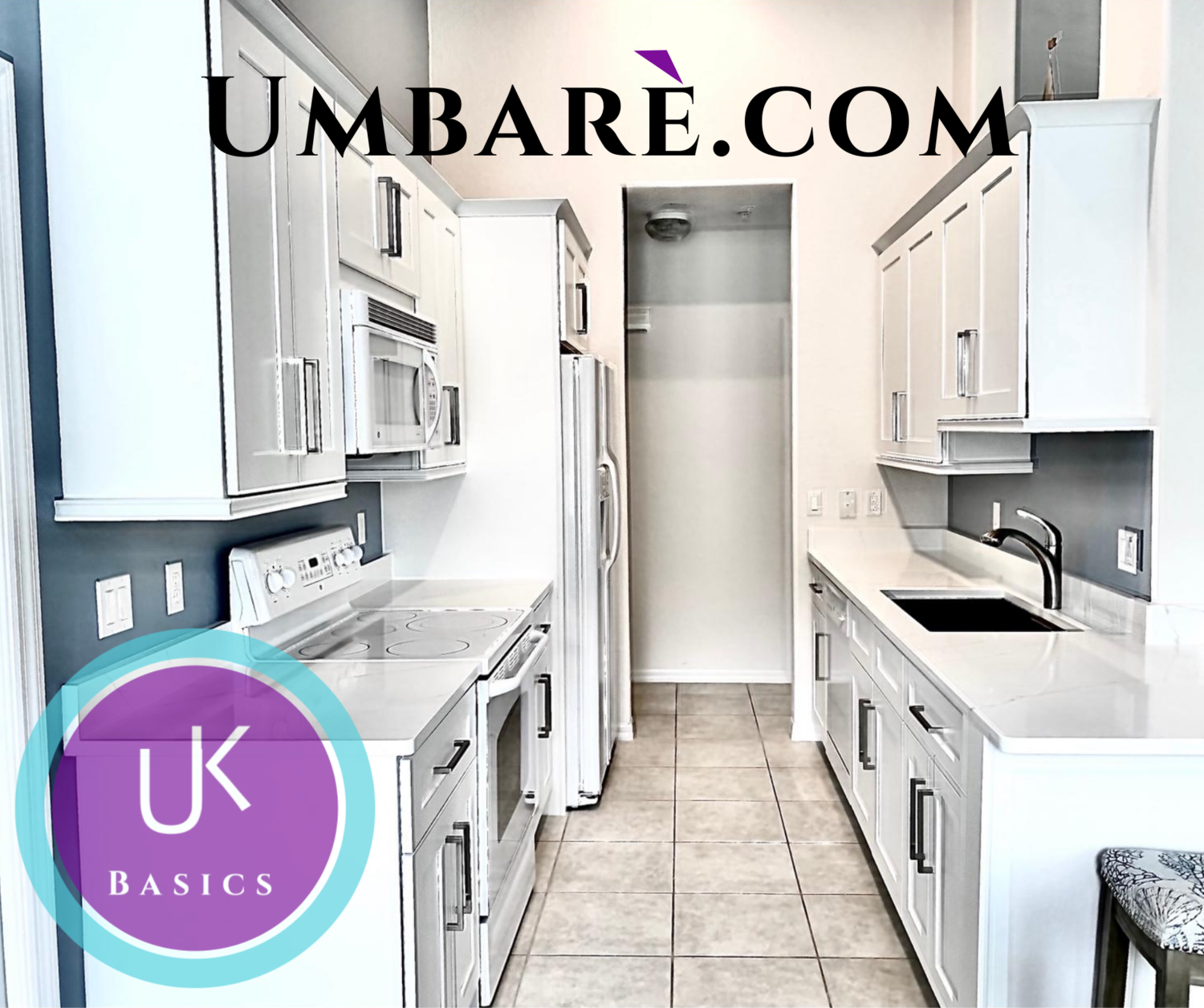Umbare Basics Kitchen Remodeling Package