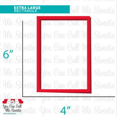 Extra Large Rectangle