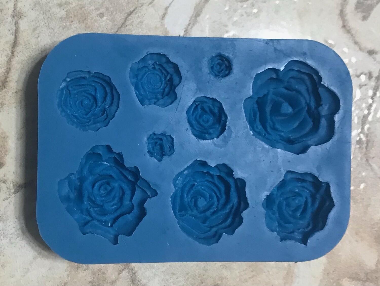 Sweeties Favorite Rose Molds -Presale
