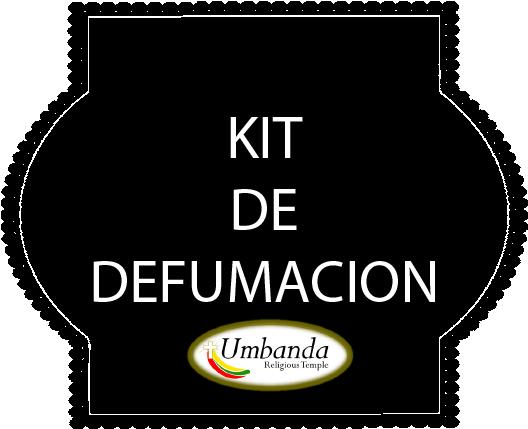 Kit de defumação