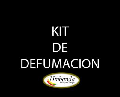 Kit de Defumación