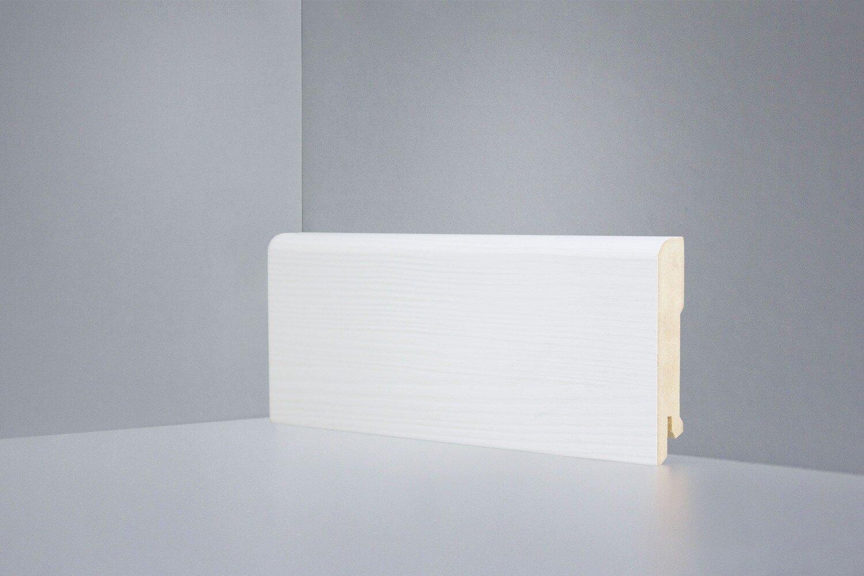 B202-24 лиственница светлая плинтус напольный Deartio Best
