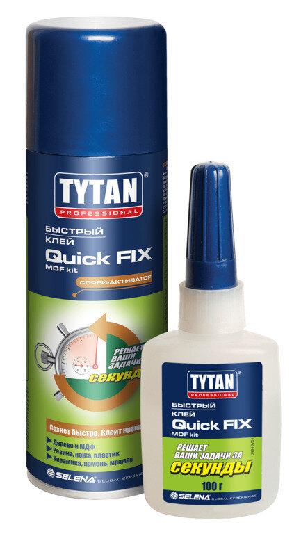 Клей для соединений и стыковки Tytan Quick Fix