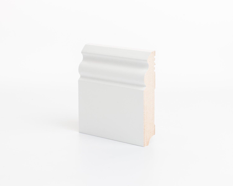 Плинтус напольный МДФ DeArtio под покраску P5.100.18