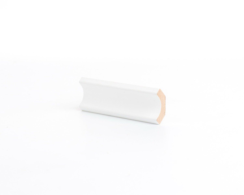 Потолочный плинтус МДФ Deartio под покраску К 2.33.12
