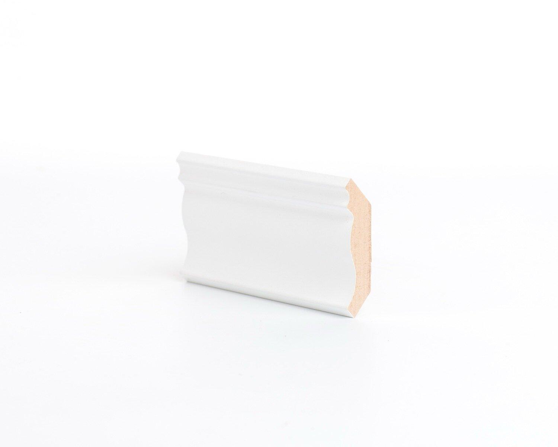 Потолочный плинтус МДФ Deartio под покраску К 4.60.16