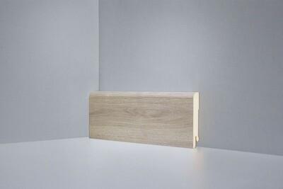 B202-13 дуб янтарный беленый плинтус напольный Deartio Best