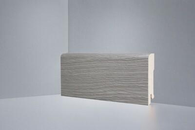 B202-08 дуб серый брашированный плинтус напольный Deartio Best