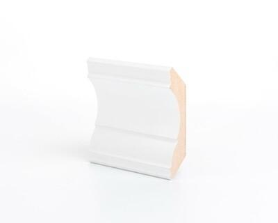 Потолочный плинтус МДФ Deartio под покраску K 1.97.20