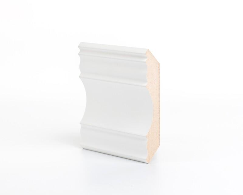 Потолочный плинтус МДФ Deartio под покраску К 5.115.22