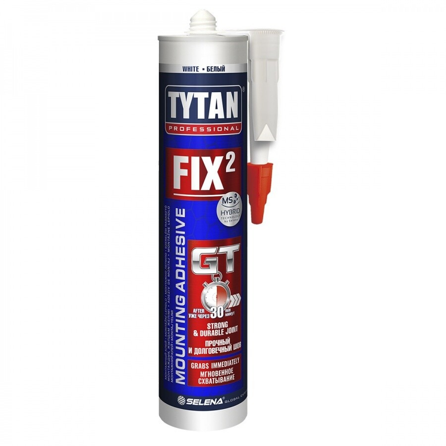 Монтажный клей усиленный Tytan Fix2