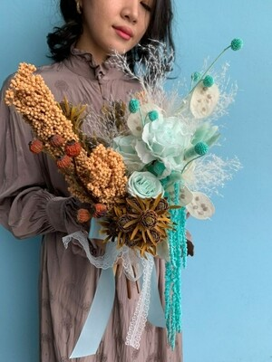 Bouquet Sprawling tiffany