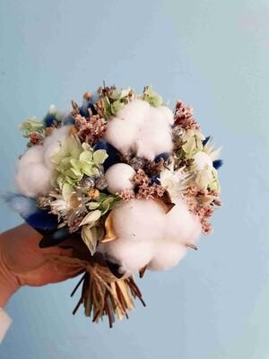 Букет сухоцветов Благодарность