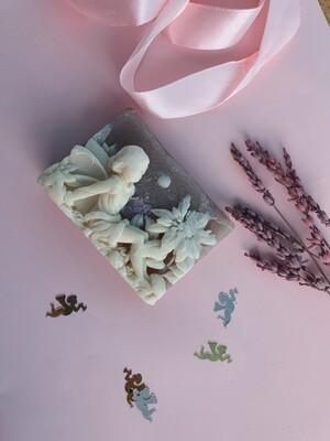 Мыло подарочное ручной работы
