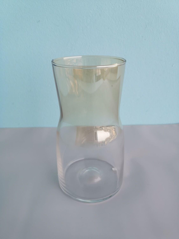 Vase holographic glass