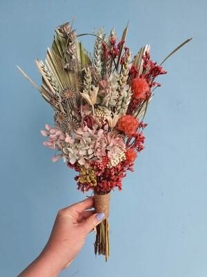 Букет из сухоцветов Сияющая улыбка