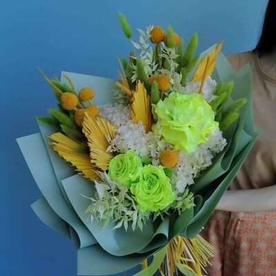 Bouquet juicy colors