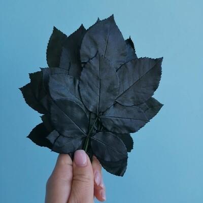 Листья розы стабилизированные